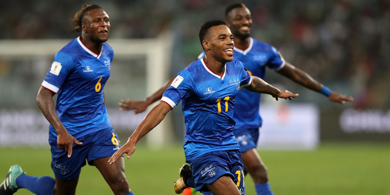 Cabo Verde: Garry Rodrigues lesiona-se e pode falhar jogo com o Lesoto