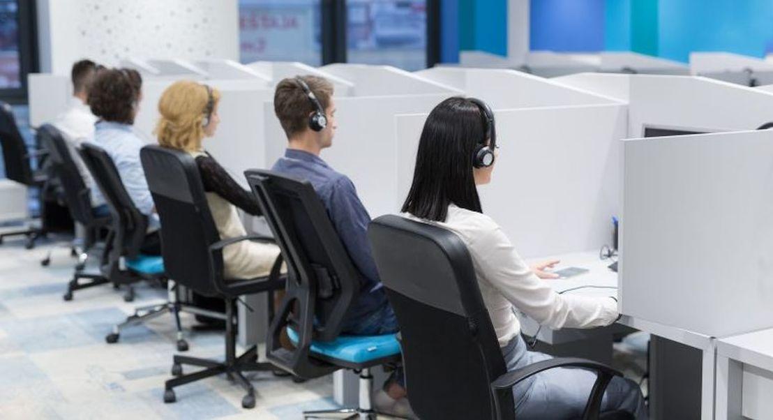 """Call centers. Competências? """"Só se for resistência ao stresse e ao abuso"""""""