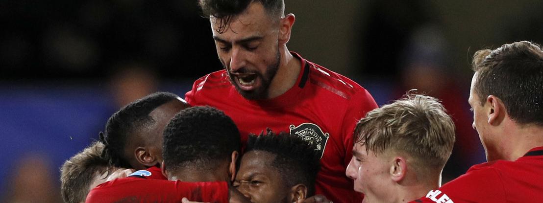 United vence Chelsea, com Bruno Fernandes a assistir e com Dalot a entrar perto do fim
