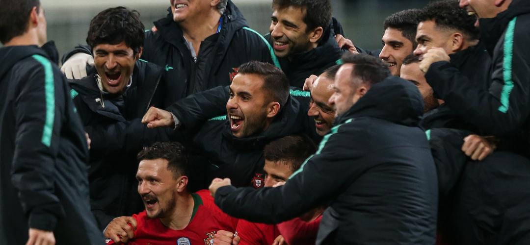 Liga das Nações: Portugal foi única seleção sem derrotas na Liga A