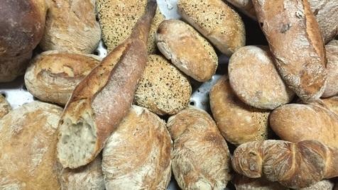 O que é que aconteceu ao pão?