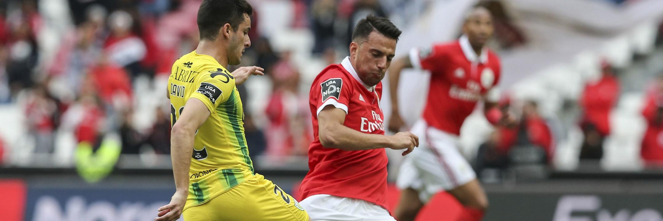 Apenas um triunfo nos últimos nove jogos. Partida frente ao Tondela prolonga ciclo negativo do Benfica
