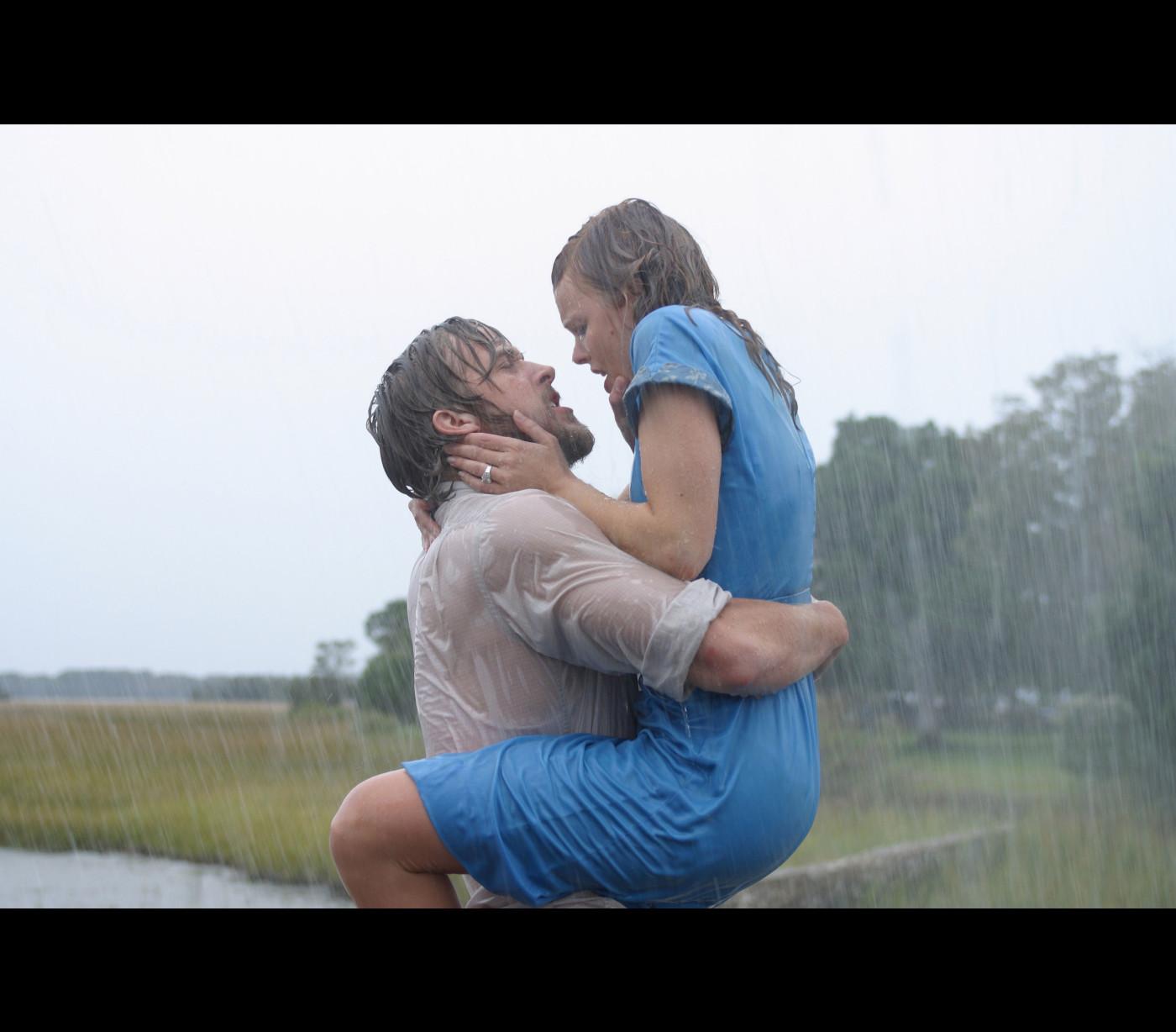 Os beijos mais icónicos do ecrã