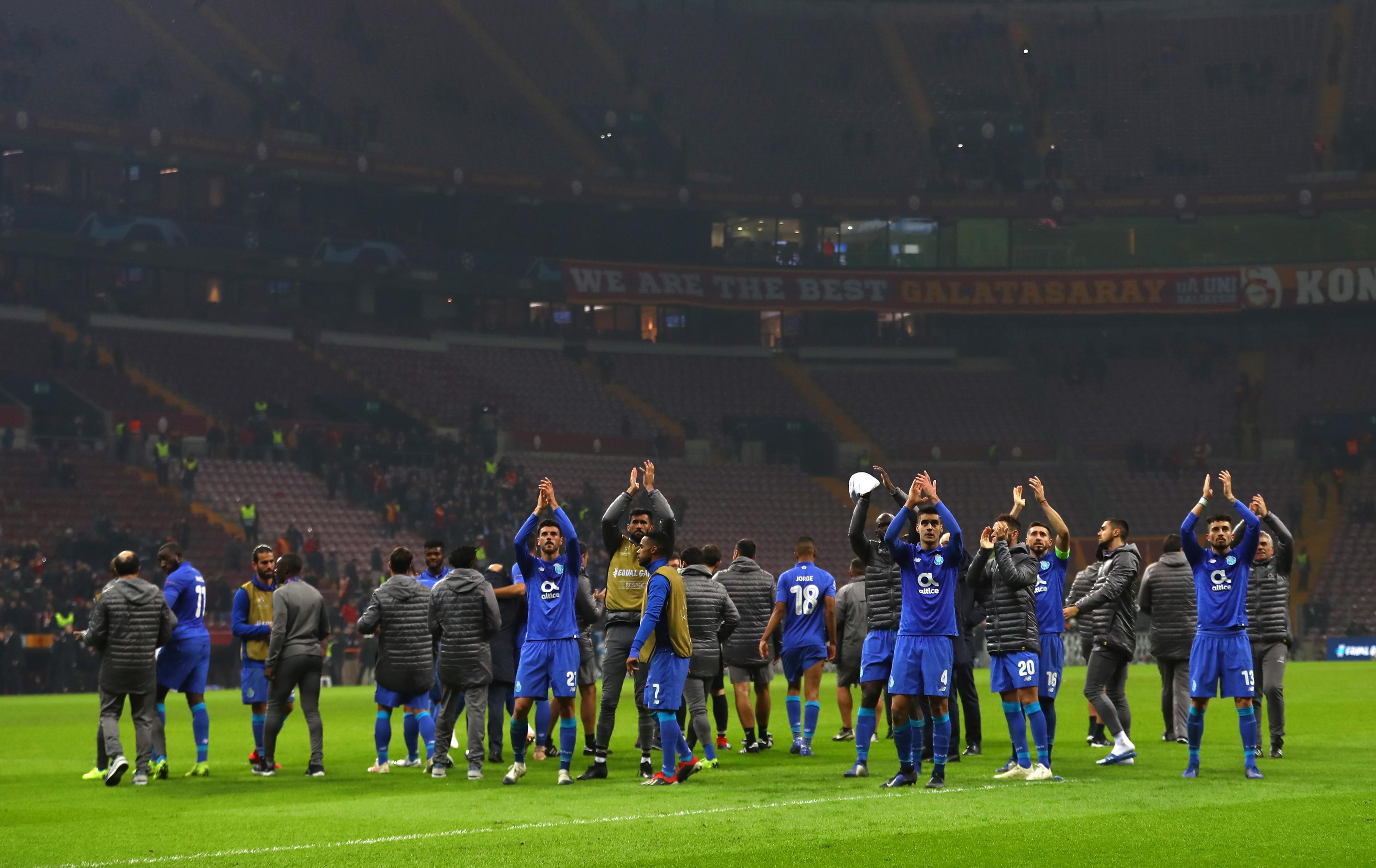 Conceição a quatro vitórias de bater recorde histórico no FC Porto