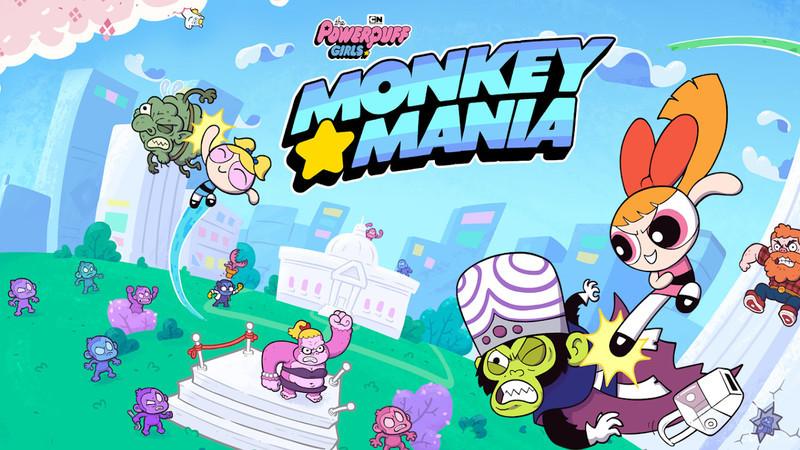 Powerpuff Girls: Monkey Mania traz as famosas heroínas para a palma da mão