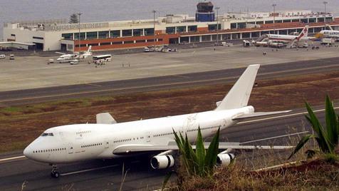 Ventos fortes cancelam nove voos no Aeroporto da Madeira