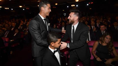 CR7 e Messi. Há 10 anos que andamos nisto