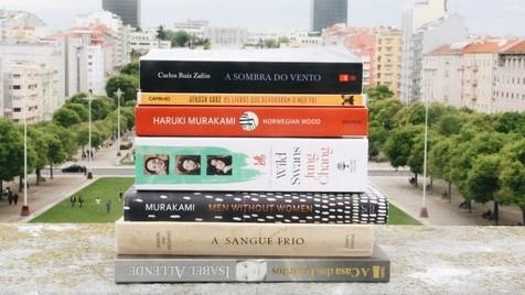 Os livros da Rita no Dia Mundial do Livro