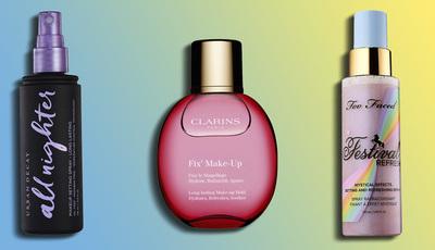 Cinco sprays de fixação para fazer a maquilhagem durar o dia inteiro