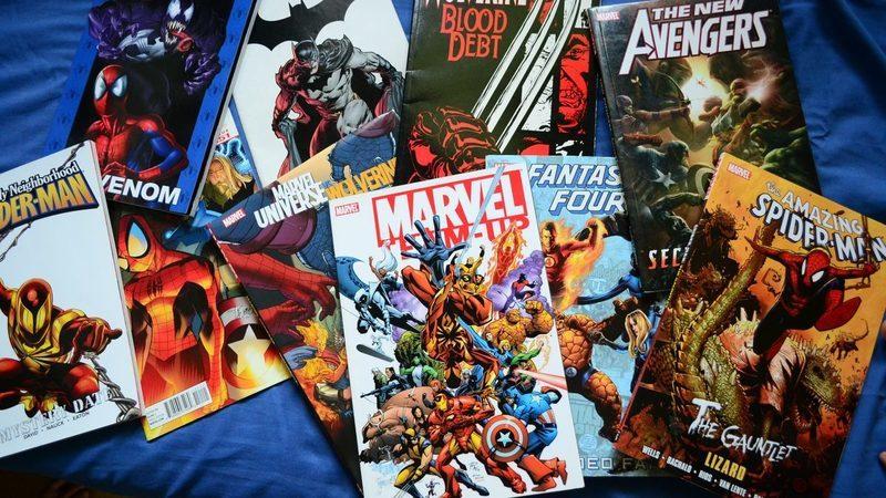 Primeira BD da Marvel leiloada por 1,26 milhões de dólares