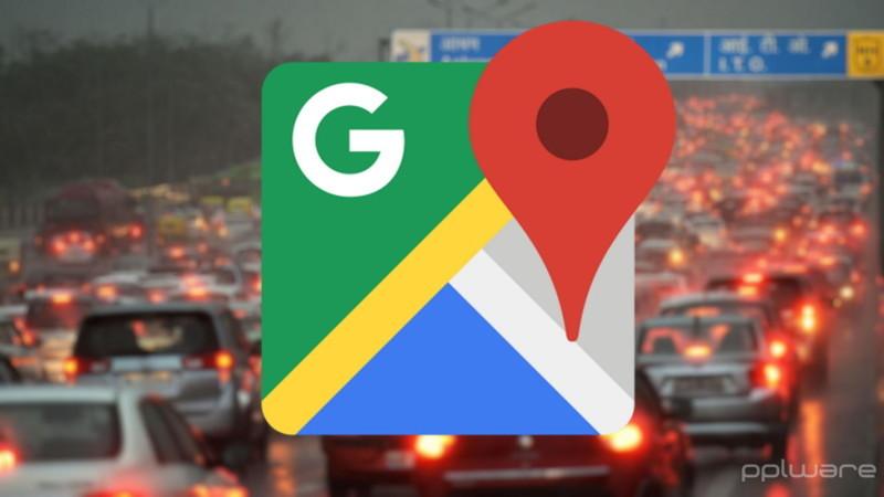 Dica: Deixe que o Google Maps mostre notificações para problemas no trânsito