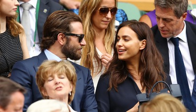 Filha de Irina Shayk e Bradley Cooper cresce a 'olhos vistos'