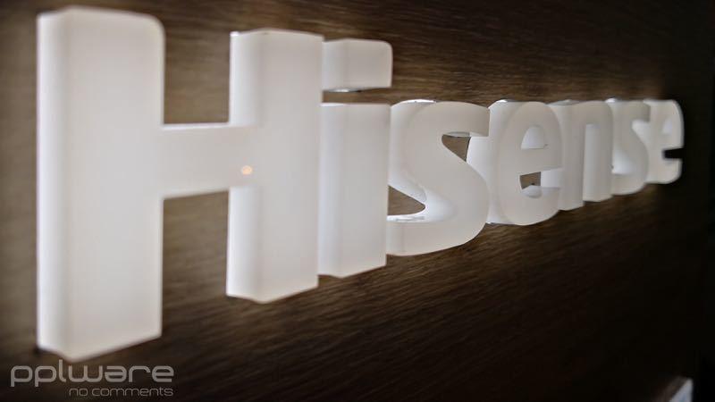 Laser TV HISENSE: Foi apresentada uma nova forma premium de ver televisão