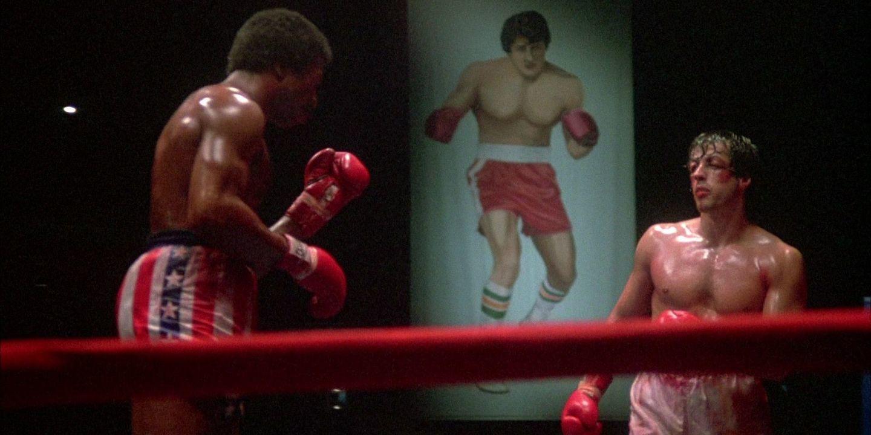 "Stallone corrige ""gaffe"" famosa no primeiro ""Rocky"""