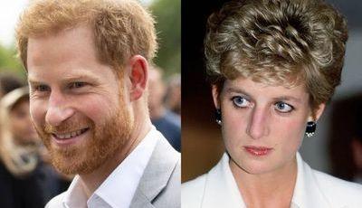 Como o príncipe Harry se tornou no 'eco' da luta contra o estigma do VIH iniciada por Diana