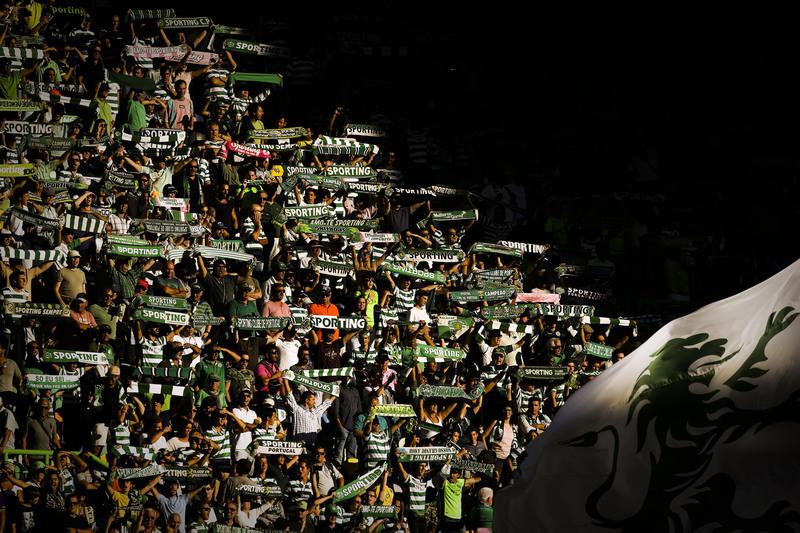 Sporting promete ser implacável com uso de pirotecnia frente ao Legia