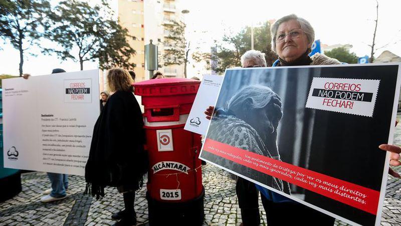 Trabalhadores dos CTT marcam greve para fevereiro e pedem ajuda aos portugueses