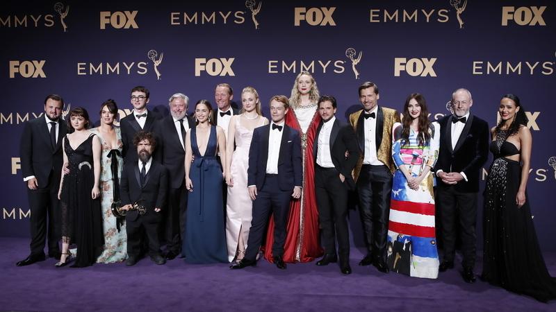 Emmys: cerimónia de prémios tem queda história nas audiências