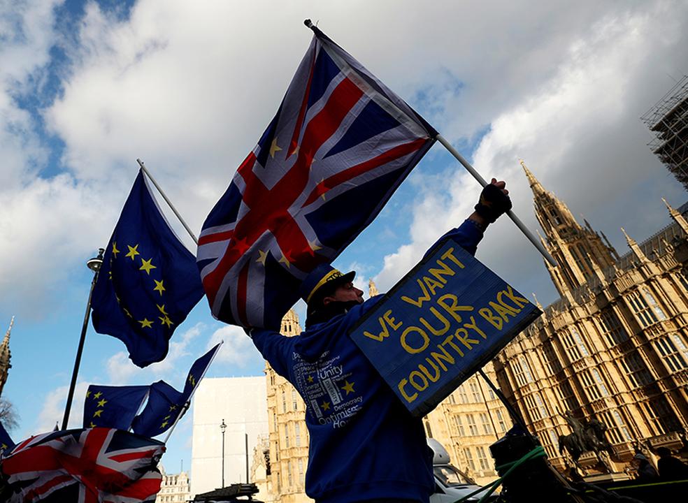 """Com ou sem acordo, pouco importa. Brexit vai mesmo empurrar o Reino Unido para uma recessão, estima """"think tank"""""""