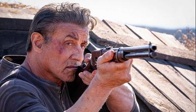 Rambo está de volta e desta vez a fúria do herói vira-se contra cartéis