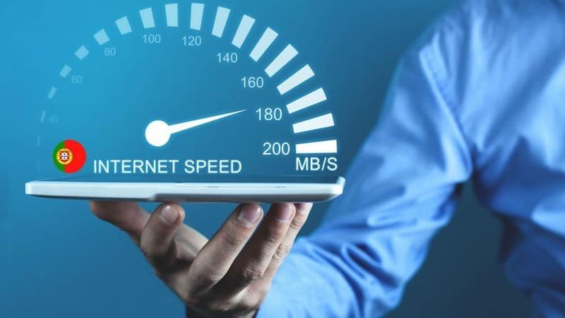 Internet fixa em Portugal é das mais rápidas do mundo. A móvel… não está mal.
