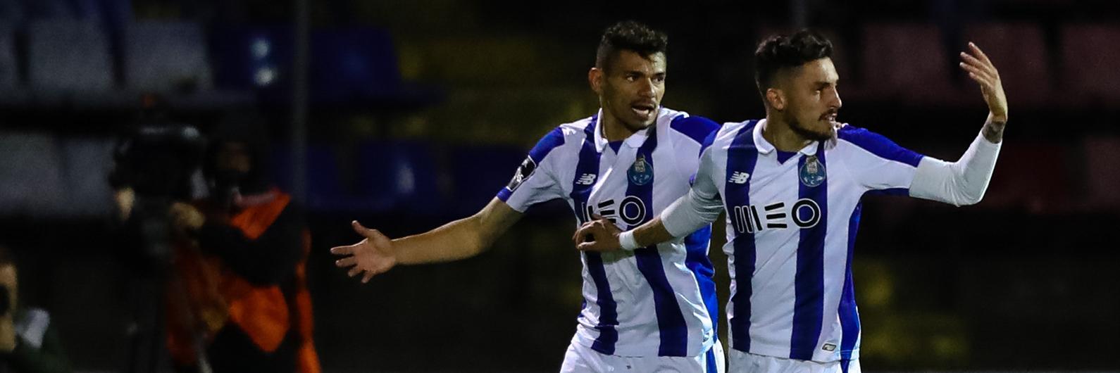 Chaves 0-2 FC Porto: André André faz o segundo do FC Porto