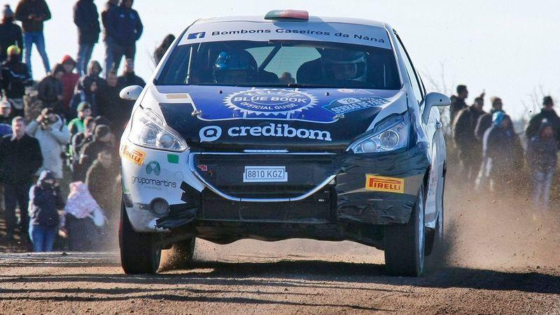 Paulo Moreira estreia-se no European Rallye Trophy