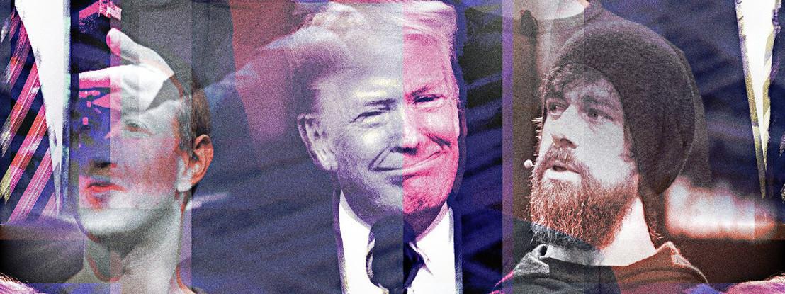 Twitter vs Facebook vs Trump: um debate importante para o futuro da internet
