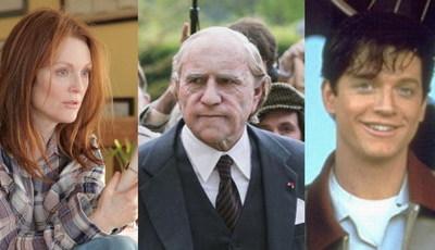 De Julianne Moore a Kevin Spacey: atores que foram trocados à última nos filmes