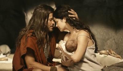 Um dia nos bastidores de uma telenovela bíblica brasileira