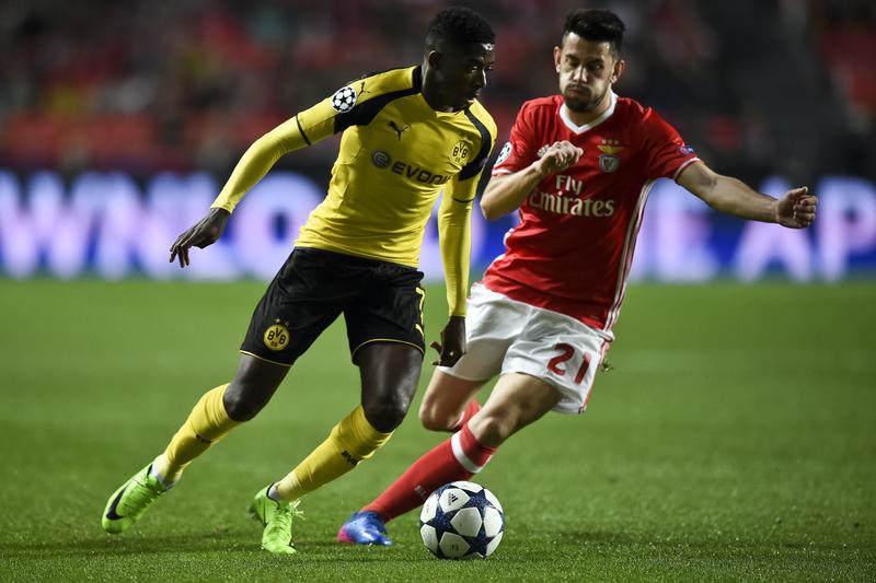 Bilhetes para Dortmund à venda na segunda-feira