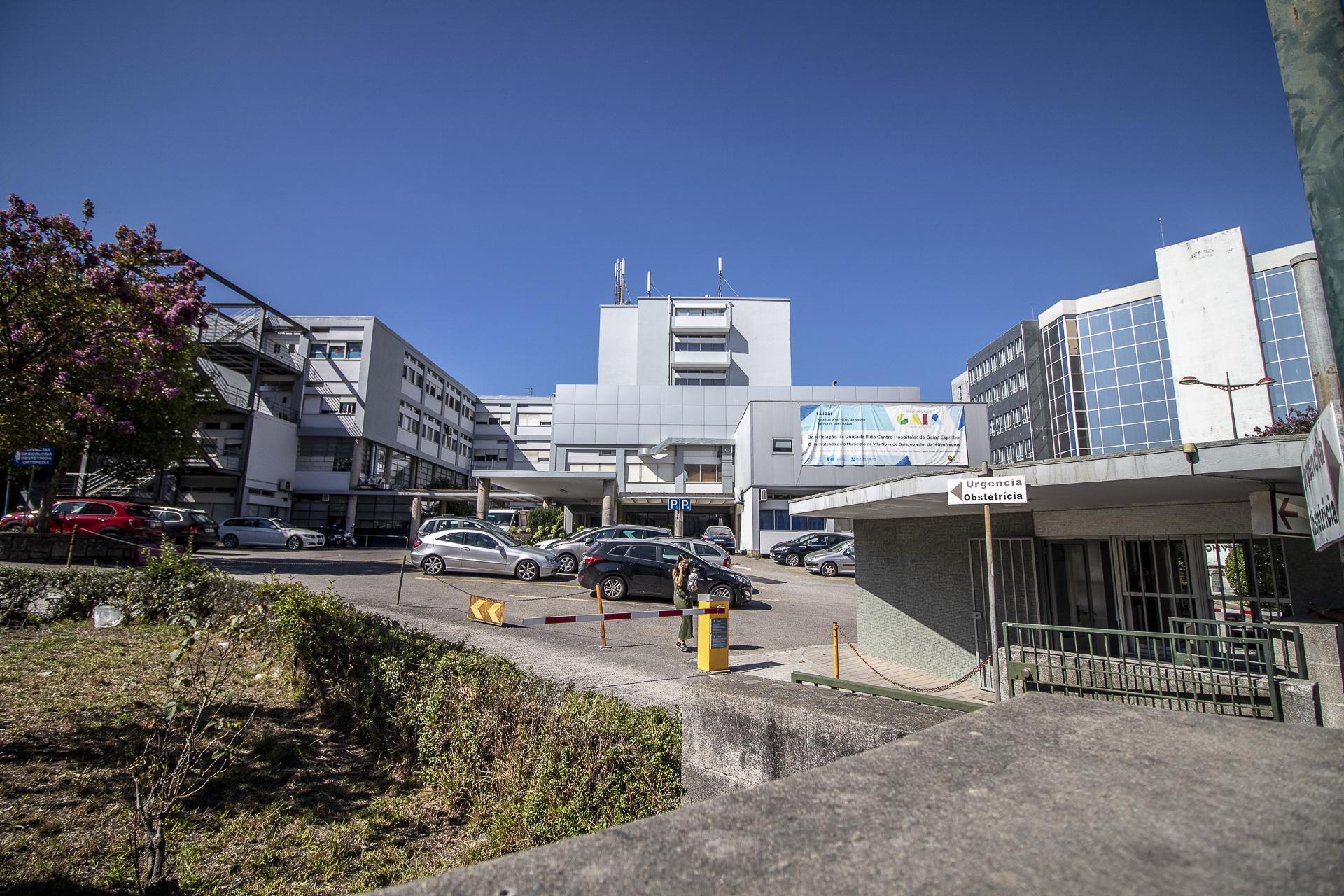 """Demissionários do Hospital de Gaia admitem que muitos dos problemas têm """"anos"""""""