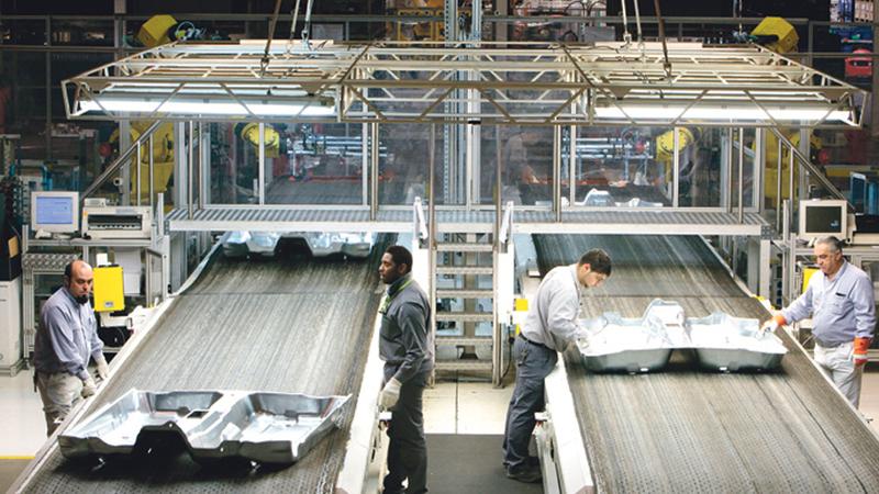 Autoeuropa investe 103 milhões na modernização da fábrica de Palmela em 2020