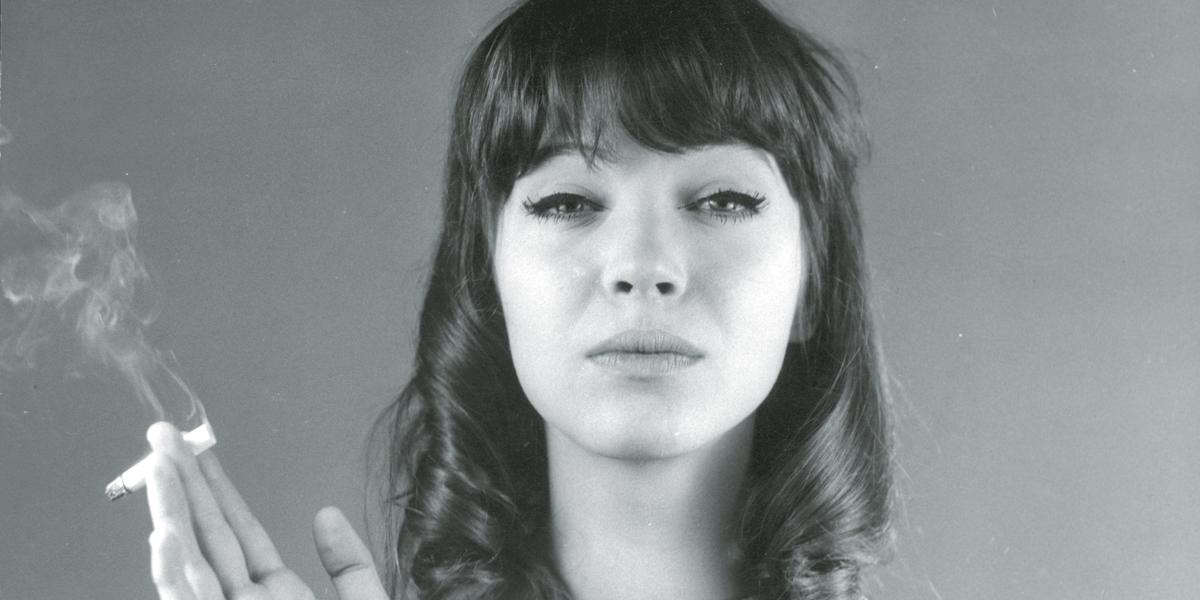 Anna Karina. O olhar da Nouvelle Vague