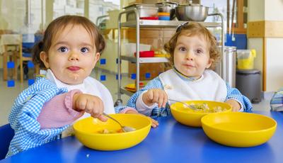 A importância da alimentação saudável nas crianças