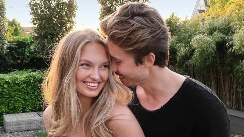 Modelo da Victoria's Secret, Romee Strijd, vai ser mãe pela primeira vez