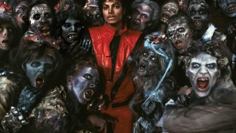 """""""Thriller"""" perde o lugar de disco mais mais vendido de sempre"""