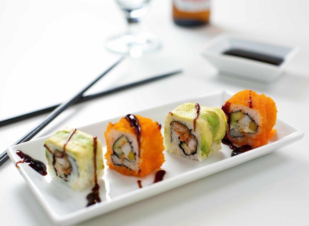 32 lugares onde comer sushi em Portugal