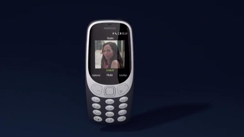 MWC17: Nokia ressuscita 3310. Mais cores e uma bateria ainda mais duradoura