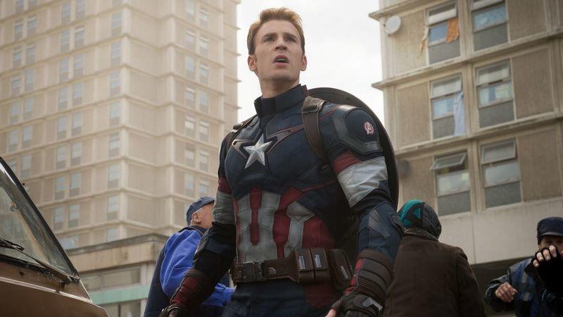 Chris Evans revela a sua cena preferida como Capitão América nos filmes da Marvel