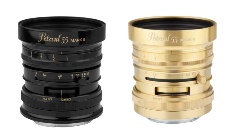 Lomography apresenta a peculiar lente Petzval 55 mm Art Lens f/1,7