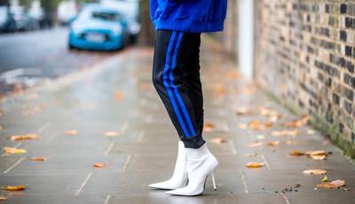 Os melhores sapatos para usar com calças desportivas