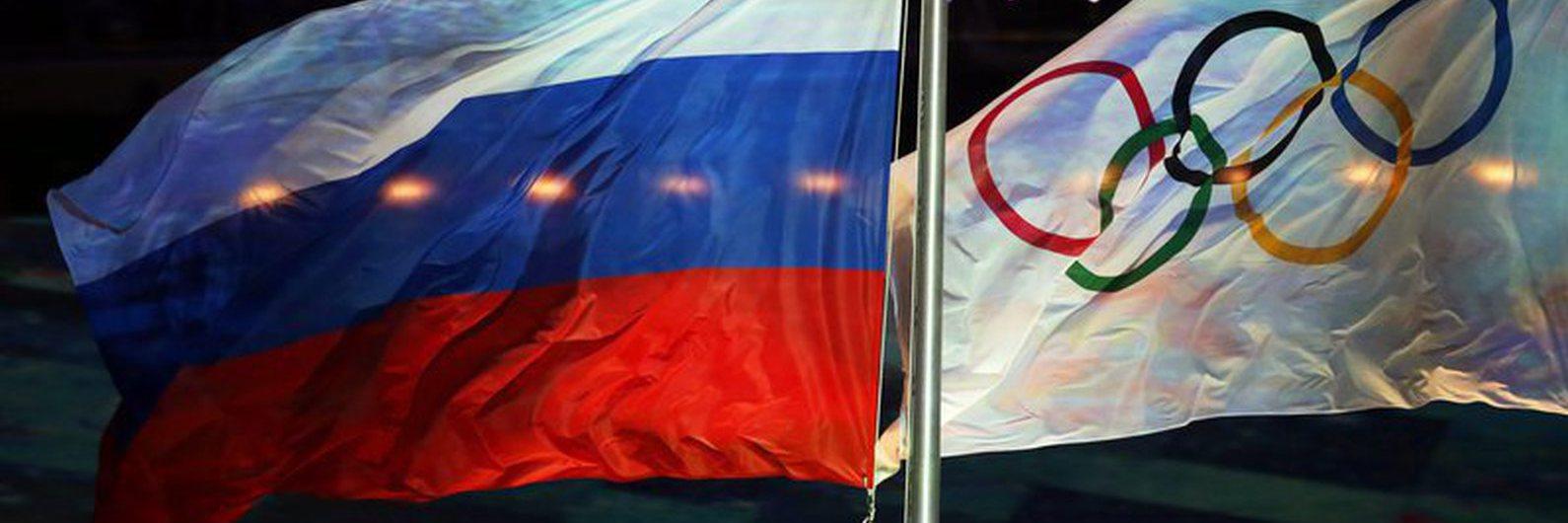 Alemanha exige suspensão total dos desportistas russos