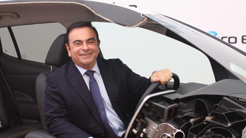 Nissan e Carlos Ghosn chegam a acordo com a SEC