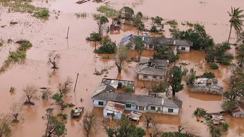 Tragicamente... Moçambique