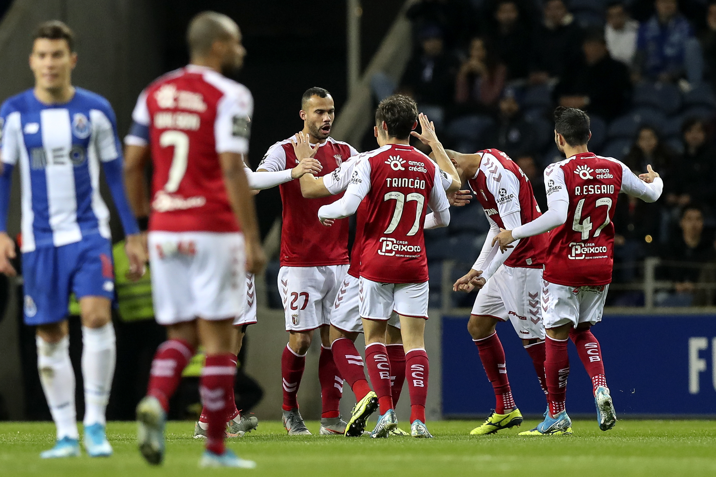 Vídeo: Veja o resumo do FC Porto 1-2 Braga