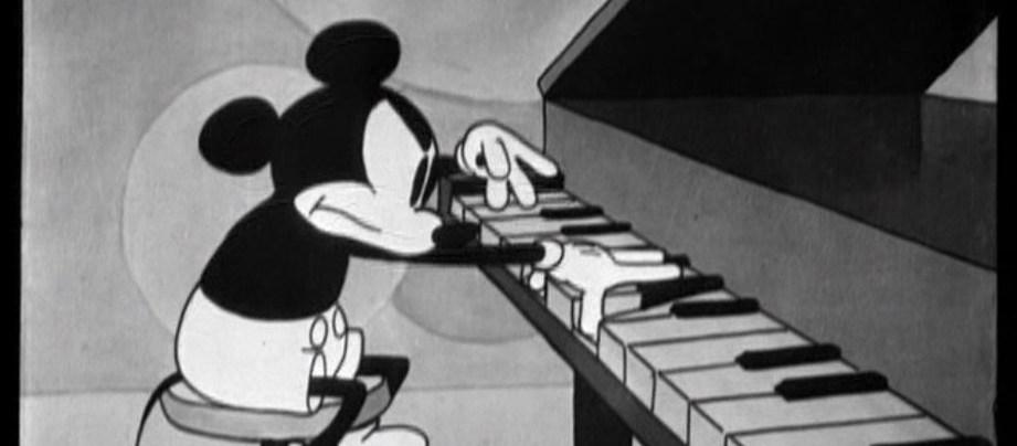 A primeira personagem de Disney não foi o Mickey