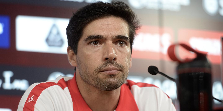 Abel Ferreira revelou que vai fazer cinco alterações frente ao Benfica