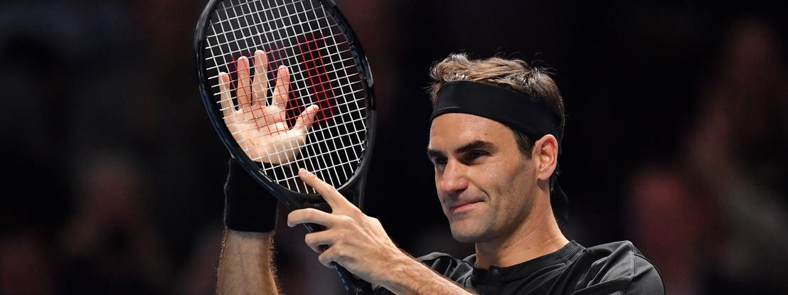 Federer bate Djokovic e está nas 'meias' das ATP Finals