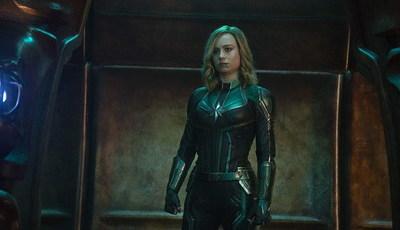 """Bilheteiras: """"Capitão Marvel"""" ultrapassa sucesso de """"O Cavaleiro das Trevas Renasce"""""""